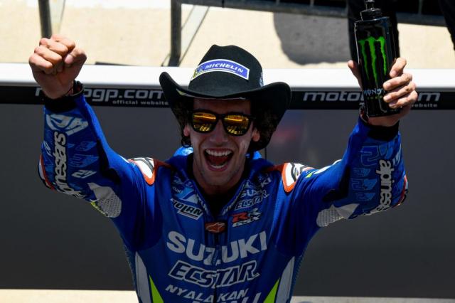 MotoGP 2019 Marc Marquez do duong Alex Rins gianh chien thang ngoai du doan