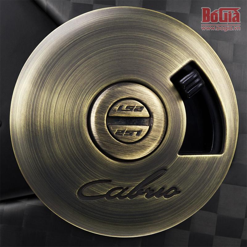 Mu Bao Hiem 34 Carbon LS2 Cabrio Of597 sieu nhe - 3
