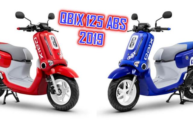 QBIX 125 ABS 2019 ra mat mau moi voi gia ban 43 trieu dong