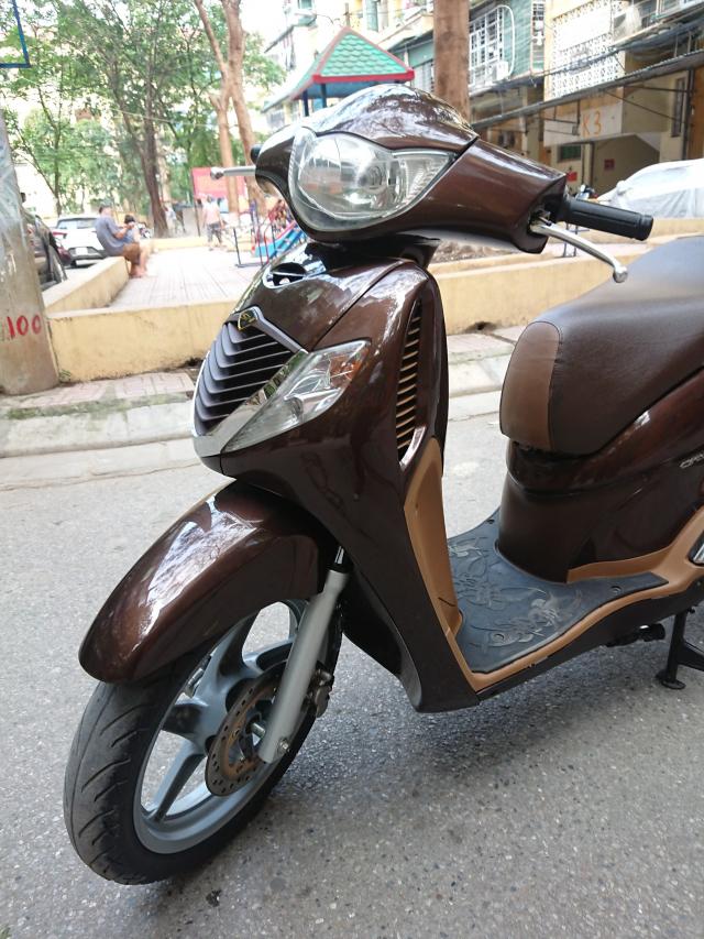 Rao ban Honda SH 150i nau 2OO9 nguyen ban su dung 61tr - 4