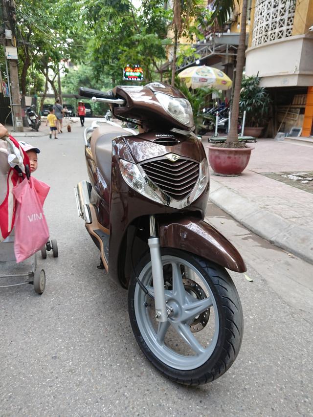 Rao ban Honda SH 150i nau 2OO9 nguyen ban su dung 61tr - 6