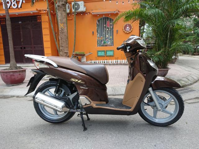 Rao ban Honda SH 150i nau 2OO9 nguyen ban su dung 61tr - 7
