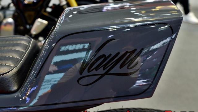 Continental GT 650 do Cafe Racer mang ten Vayu day chat choi den tu KSpeed - 6