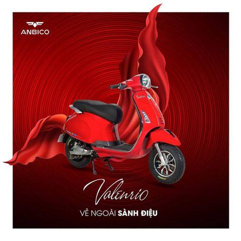 Sanh dieu cung Xe Dien Vespa Valerio