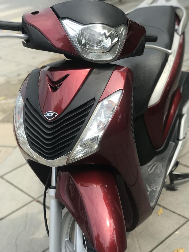 Sh125i mau do xe it di 9000 km chat luong mien ban - 3