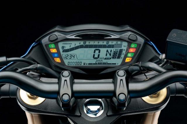 Suzuki GSXS750 2019 moi duoc bo sung mau sac moi dam chat the thao - 4