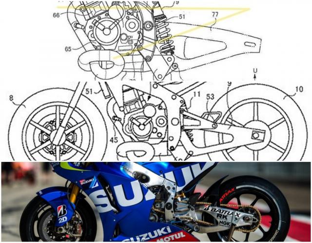 Suzuki lo dien bang thiet ke xe moi du kien o cap do Moto3