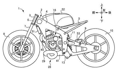Suzuki lo dien bang thiet ke xe moi du kien o cap do Moto3 - 4