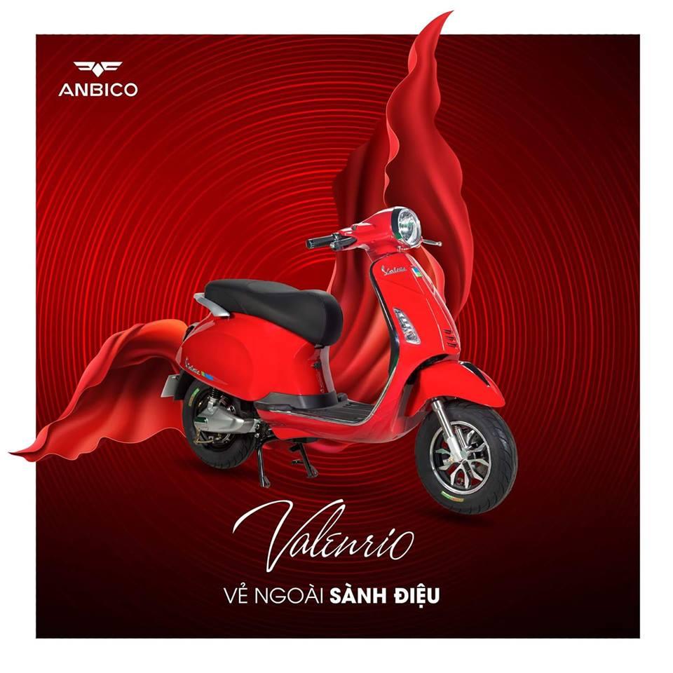 Vespa Valerio xe dien hot nhat 2019 - 2