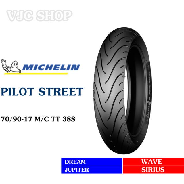 VJC Dai ly lop xe Michelin tai Ha Noi loi the ban si - 5
