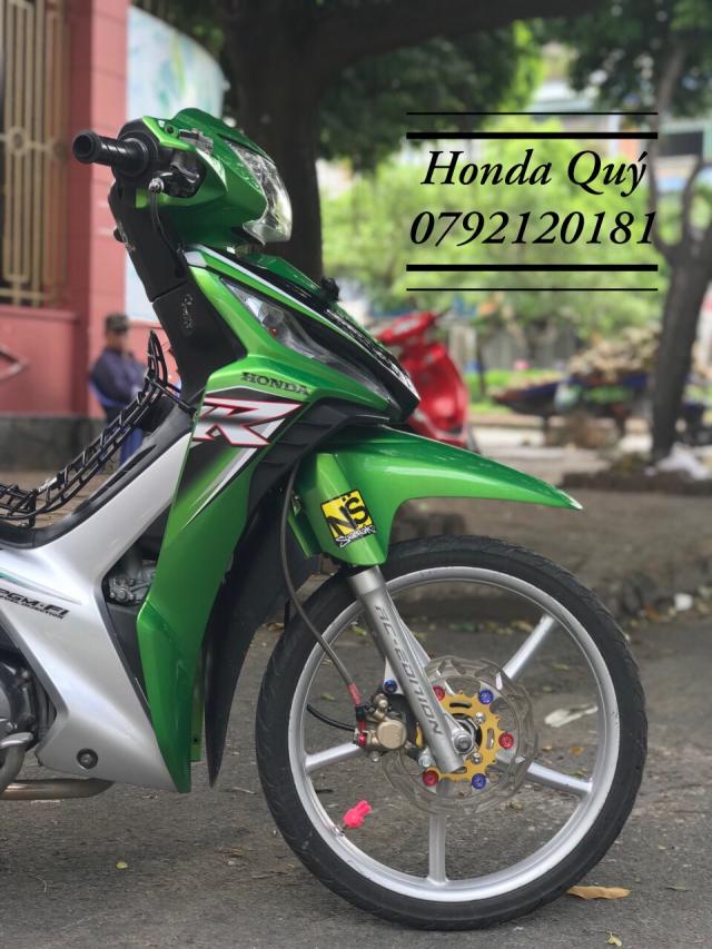 Wave RSX 2014 do style Revo Indonesia doc nhat vo nhi - 5