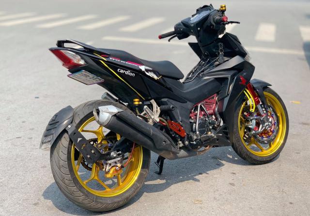 Winner 150 do dan chan co bap day chat luong cua biker Thai Binh - 8