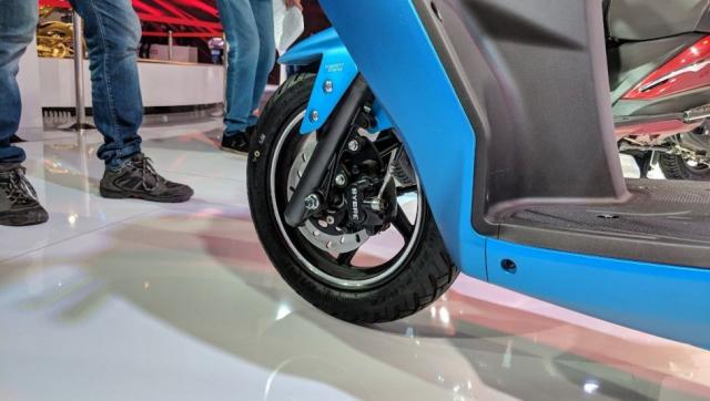 Maestro Edge 125 2019 doi thu Honda LEAD vua ra mat voi gia gan 18 trieu Dong - 6