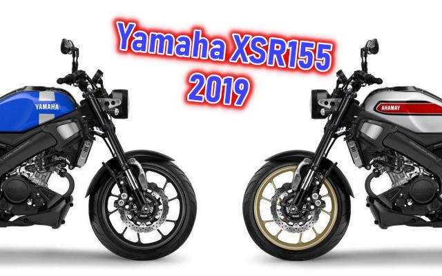 XSR155 2019 duoc Yamaha tiet lo chuan bi ra mat trong thoi gian toi