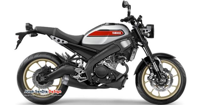 XSR155 2019 duoc Yamaha tiet lo chuan bi ra mat trong thoi gian toi - 4