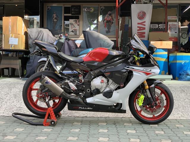Yamaha R1 do dep mien cuong voi nang cap tu thuong hieu do choi Lightech - 6