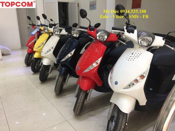 BANG GIA XE VESPA MOI NHAT 2019 - 7