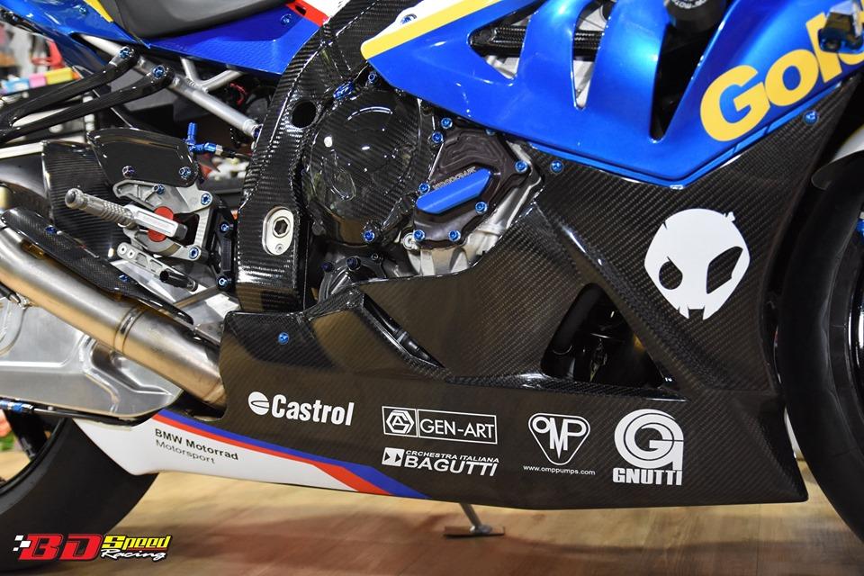 BMW HP4 do Ban nang cap pha vo gioi han cua dinh nghia Superbike - 6