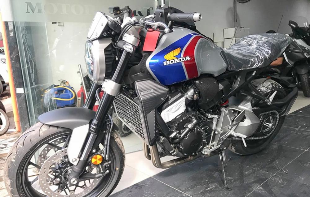 Honda CB1000R Limited Edition 2019 do bo vao thi truong Viet Nam - 10