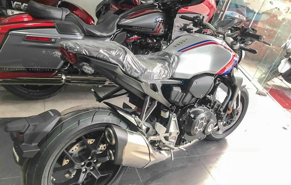 Honda CB1000R Limited Edition 2019 do bo vao thi truong Viet Nam - 12