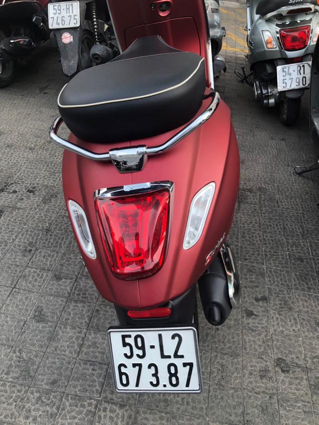 Piaggio Sprint ABS ban nham T52018 - 5