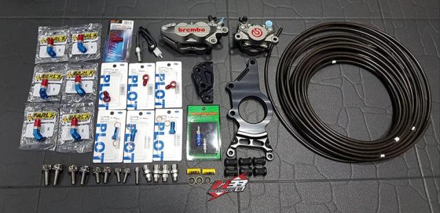 Yamaha XMax300 lot xac hoan toan voi goi trang bi khung