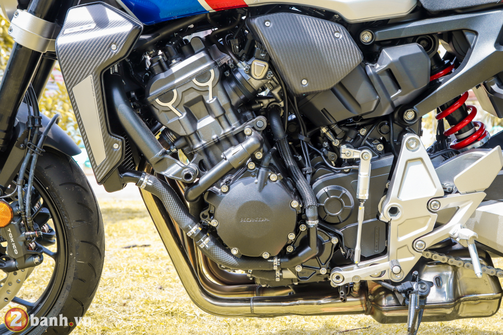 Can canh Honda CB1000R Limited Edition 2019 vua ve Viet Nam - 29