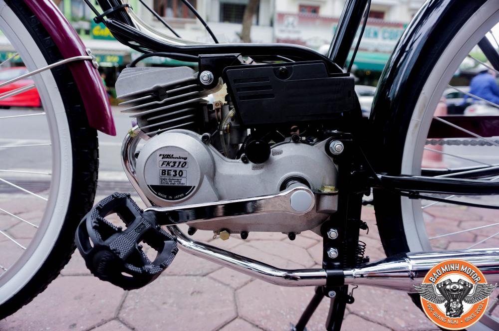 Xe dap may FUKI Planning FK310 Chinh hang tu Nhat Ban - 3