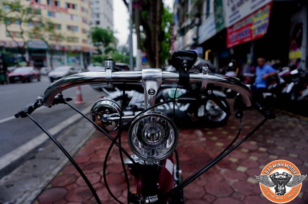 Xe dap may FUKI Planning FK310 Chinh hang tu Nhat Ban - 7