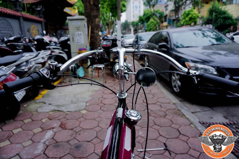 Xe dap may FUKI Planning FK310 Chinh hang tu Nhat Ban - 9