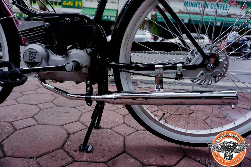 Xe dap may FUKI Planning FK310 Chinh hang tu Nhat Ban - 15