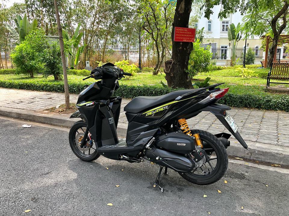 Click 125 do he thong phanh truoc dang cap voi gia tri hon 35 trieu dong - 6