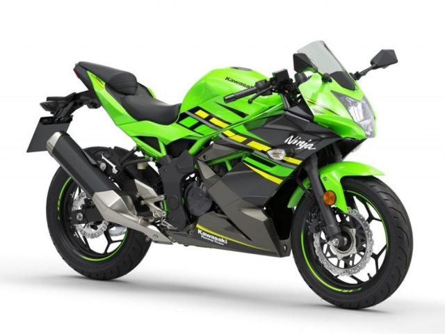 Kawasaki Ninja 150 moi du kien ra mat trong nam 2020 - 3