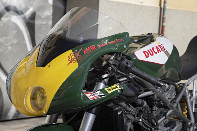Ducati 999 do phong cach an tuong den tu XTR Pepo - 5