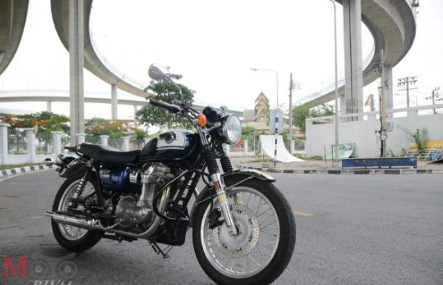 Kawasaki W800 phien ban hoan toan moi du kien ra mat vao cuoi nam nay - 3