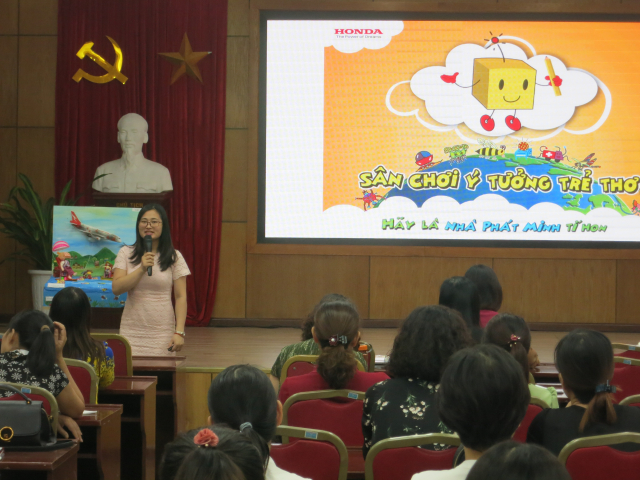 Khoi dong San choi Y tuong Tre tho 2019 nam thu 12 tren toan quoc - 4