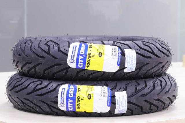 Vo xe Michelin City Grip cho Honda Lead San sang cho mua mua - 2