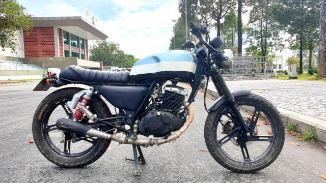 Ban Suzuki Thunder 150S Doi 2 cua Suen 150 da do nhu hinh - 4