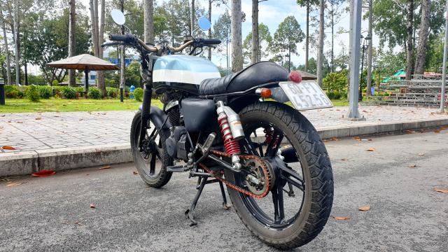 Ban Suzuki Thunder 150S Doi 2 cua Suen 150 da do nhu hinh - 6