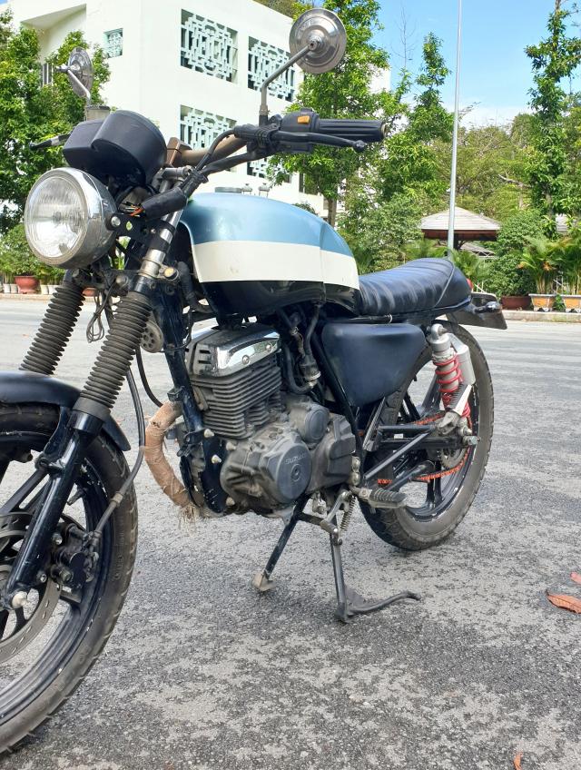 Ban Suzuki Thunder 150S Doi 2 cua Suen 150 da do nhu hinh - 5