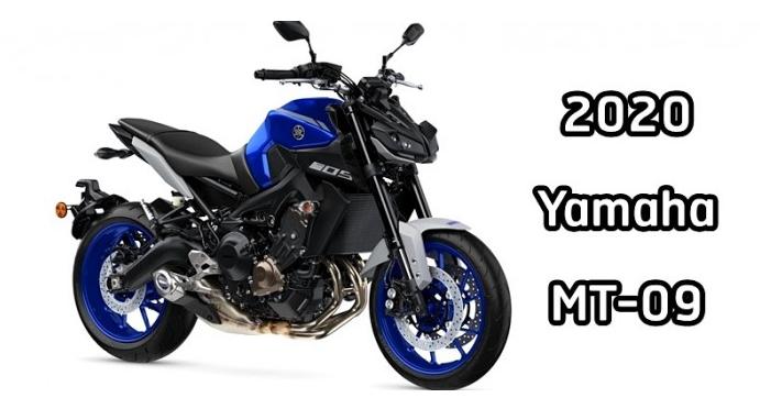Yamaha MT09 2020 chinh thuc lo dien voi mau sac moi - 6