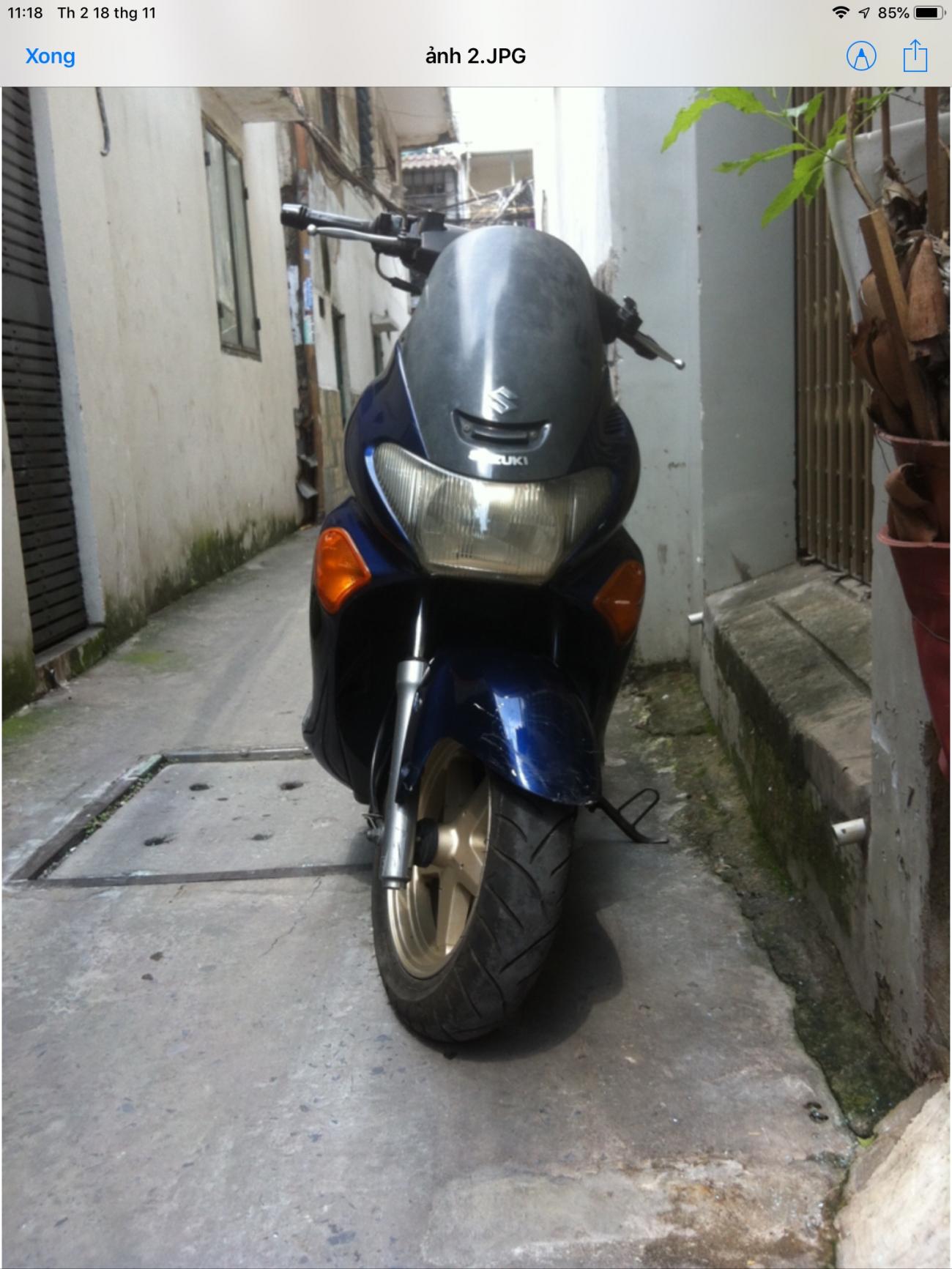Suzuki Epicuro UC150