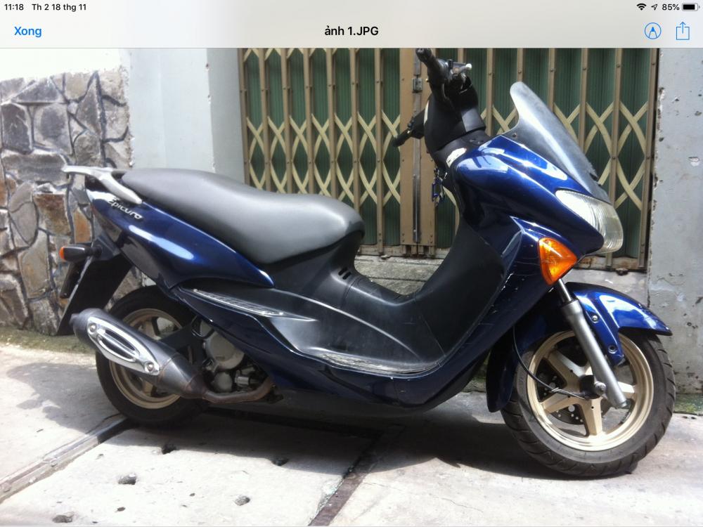 Suzuki Epicuro UC150 - 3