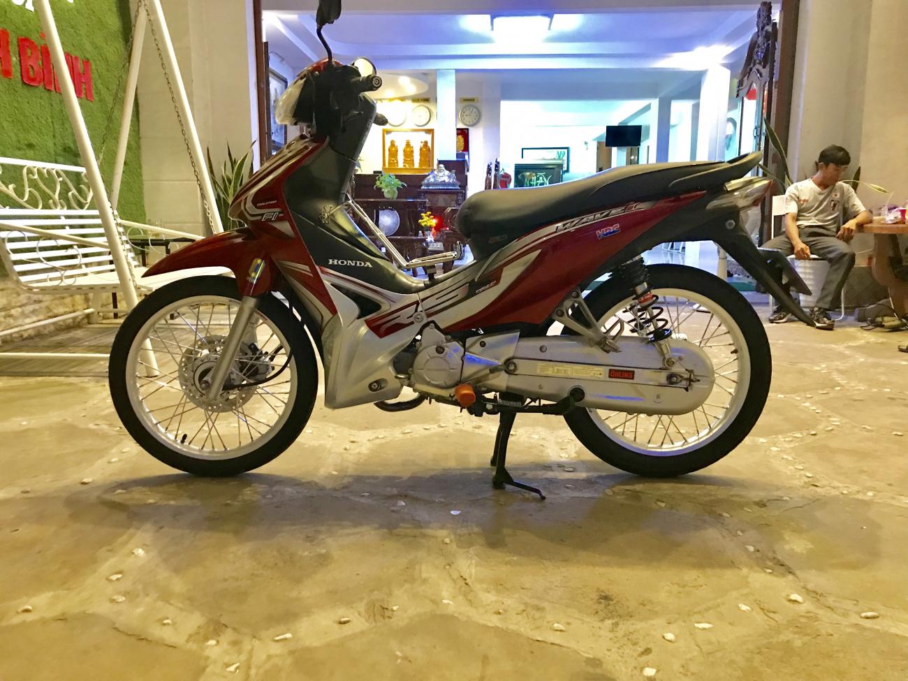 Wave 110i kieng cho ma di cho - 2