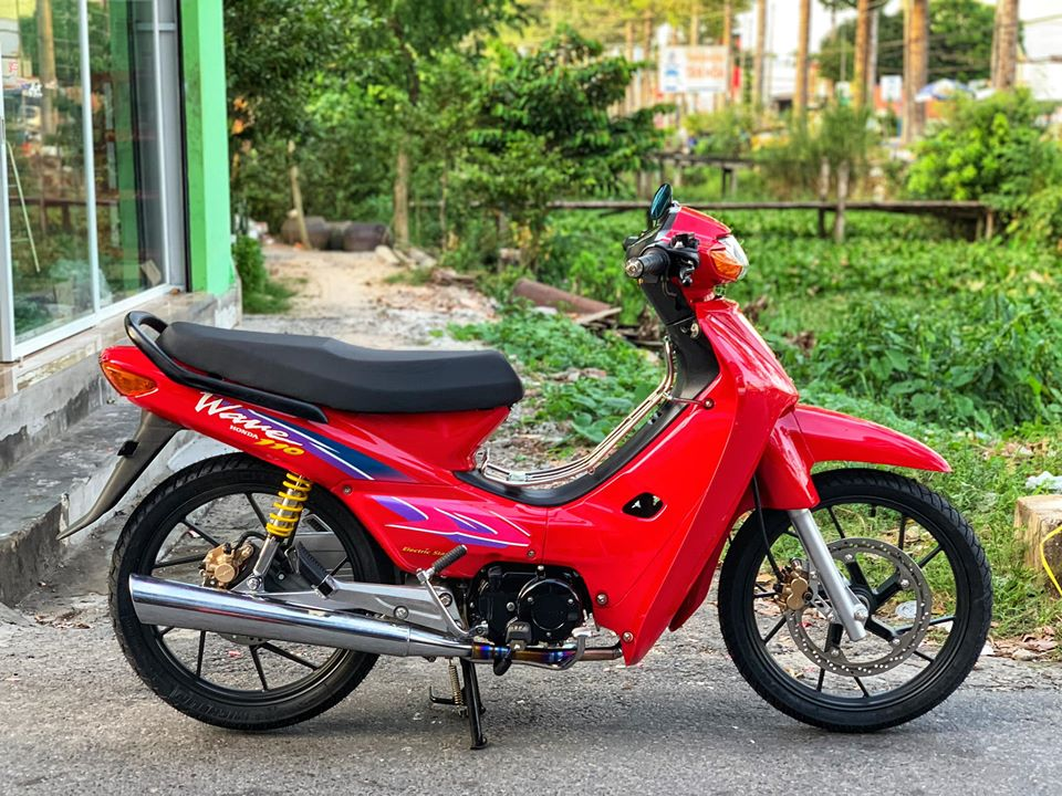 Hoi sinh Wave 110 bang nhung mon phu tung chinh hang kho tim - 11