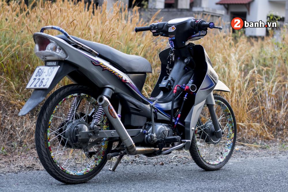 Jupiter do voi man lot xac gian don day cam xuc cua biker Viet - 7
