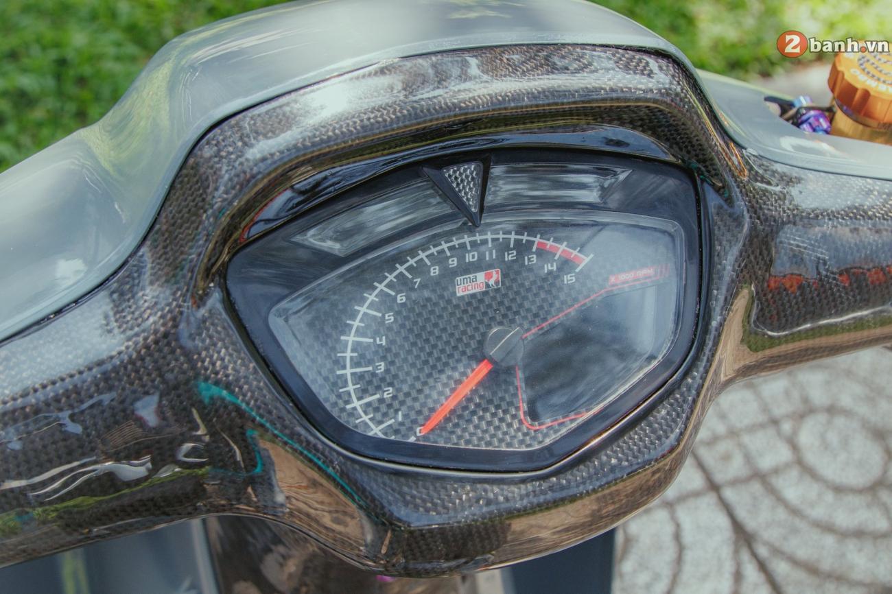 Wave 110 do kiet tac hoan my day cam xuc cua biker Dong Nai - 6