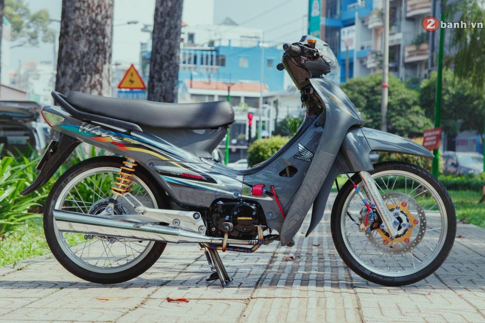 Wave 110 do kiet tac hoan my day cam xuc cua biker Dong Nai - 16