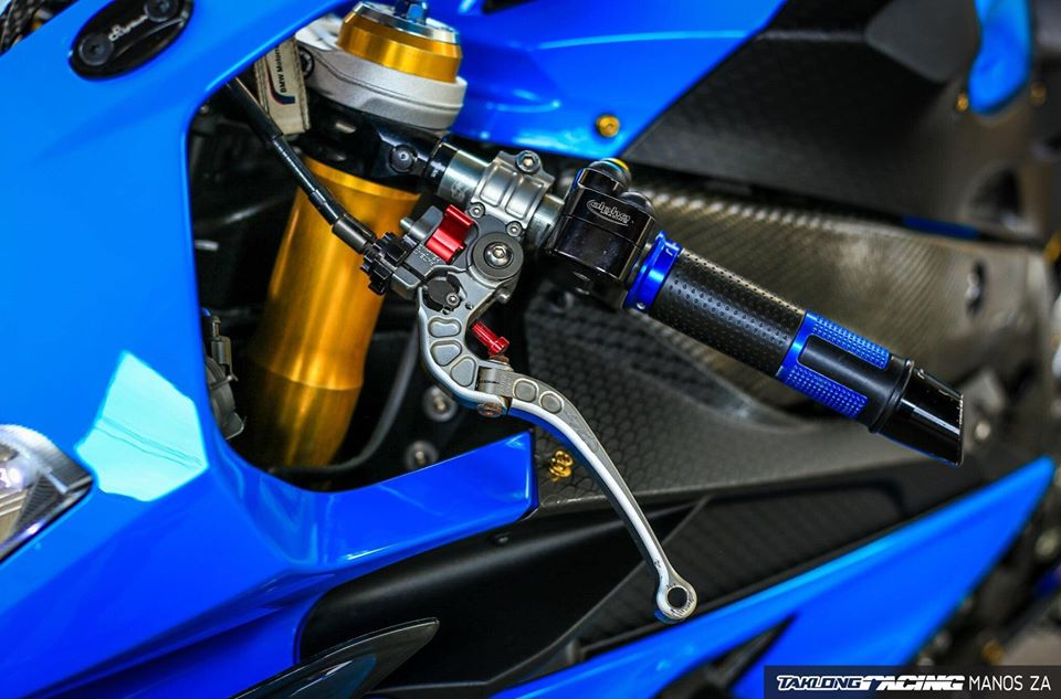 BMW S1000RR do te tai trong dien mao full option - 6