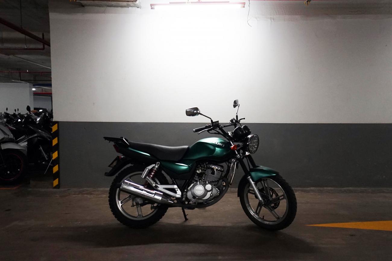 can nhuong lai xe Suzuki En150 Odo 21k - 2